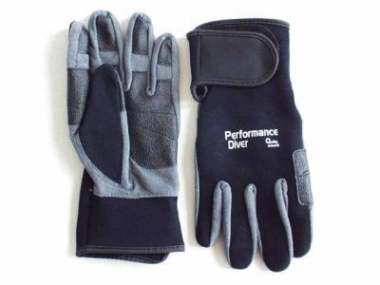 Performance-Diver-Cray-gloves-LARGE-NEW-SCUBA-DIVING