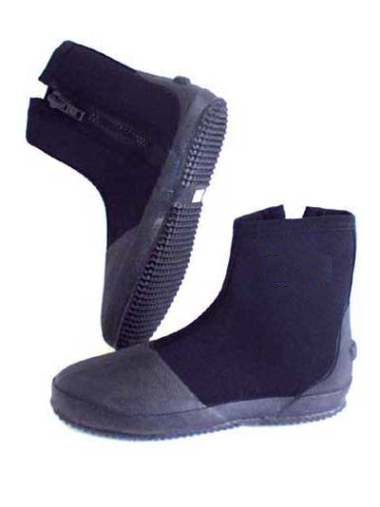 Neoprene-scuba-diving-boots-Size-4-ONLY