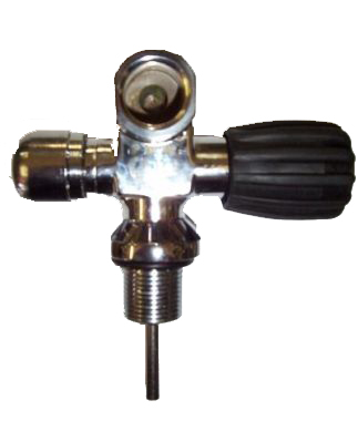 C28 - Performance Diver - RHS 300 Bar - Din Valve