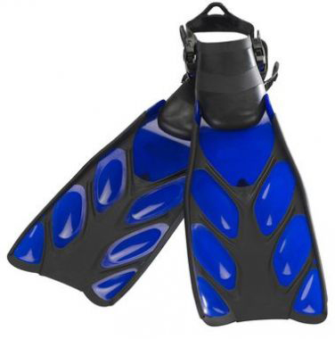 F02ANC - Performance Diver - Prodigy Fins - Open Heel - SMALL