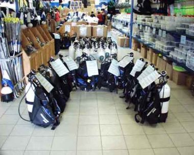 Dive Super Store - Home of Dive Imports